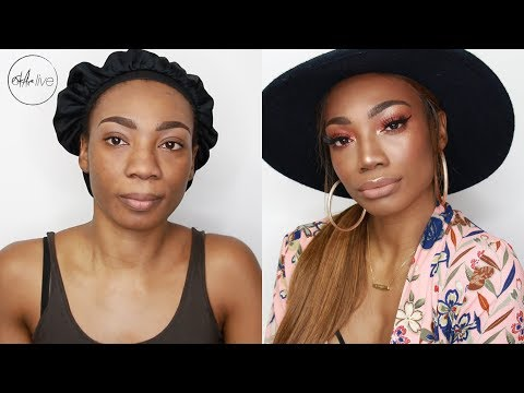 MAKEUP | WATCH ME GET CUTE! • USING MORPHE 35OM PALLETTE & MORE