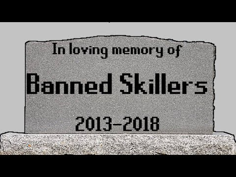 OSRS's Top 5 banned skillers