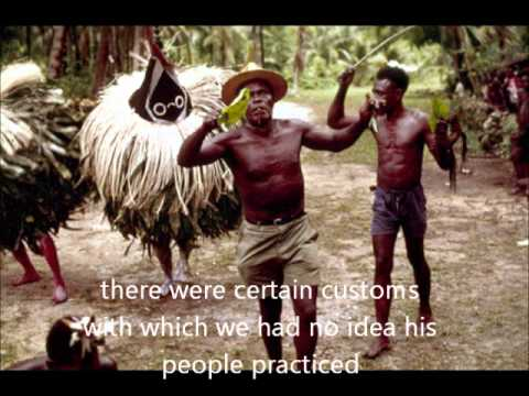 For All my Family on Rendova Island Western Province Solomon Islands