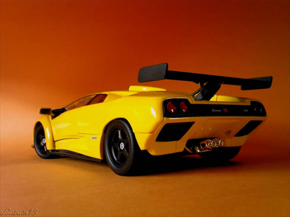 lamborghini diablo gtr by hot wheels 1 18 youtube. Black Bedroom Furniture Sets. Home Design Ideas