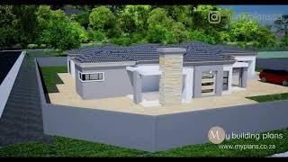House plan MLB 007 7S
