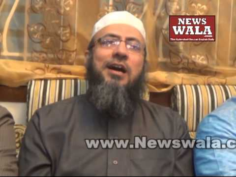 Milad Un Nabi 2015 – Sunni United Forum of India Hyderabad – Press conference Santosh Nagar