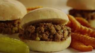Sloppy Joe Recipe-how To Make Super Easy Sloppy Joes