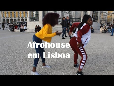 Nina Zenaya X AFRO HOUSE em Portugal | Watch in 1080p