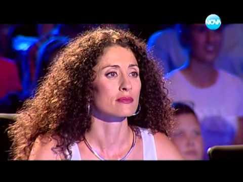 (X Factor Bulgaria) 15 годишната Анна  Мария разплака журито