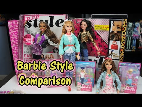 Barbie Style Doll Reviews and Comparisons