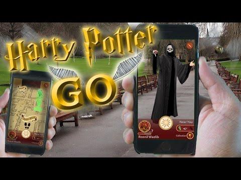 Harry Potter Go Fan-Made Trailer!