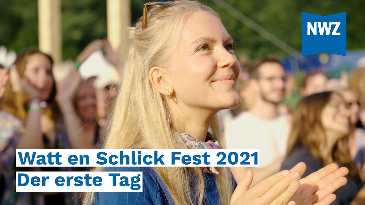 Watt En Schlick Fest 2021: Der erste Tag