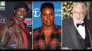 WESLEY SNIPES, LESLIE JONES & JAMES EARL JONES JOIN 'COMING TO AMERICA 2' CAST