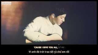 [Kara + Vietsub] All of me - Chanyeol cover