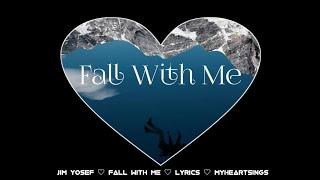 Jim Yosef - FALL WITH ME [NCS Release] Lyrics | MyHeartSings