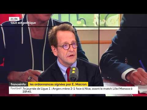 """Gilles Le Gendre (LREM) : """"Il faut des gestes, des symboles"""""""