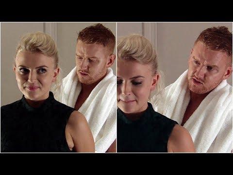 Corrie - Bethany tries to seduce Gary! (HD)
