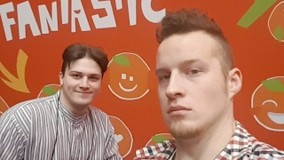 FANTA MEET-UP TIEŠRAIDE