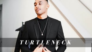 OFF THE RACK NO.2 | 3 WAYS TO WEAR A TURTLENECK