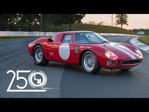 1964 Ferrari 250 LM: A Le Mans Legacy