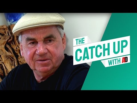 The Catch Up With AD - Kevin Nash