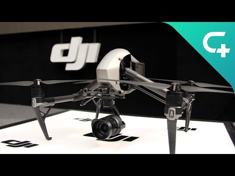 DJI Recently Held A Press Event In Los Angeles To Introduce Its Two Latest Aerial Drones The Inspire 2 And Phantom 4 Pro Both Of Them Are Exciting New