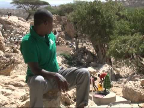 Muslim Charity's Safe Water Programme in Somalia