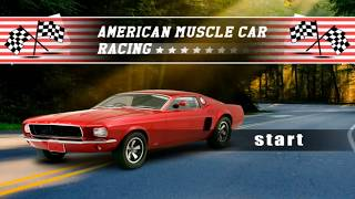 American muscle car race FHD Games_Andriod Gameplay_Standard Games_New Games 2018
