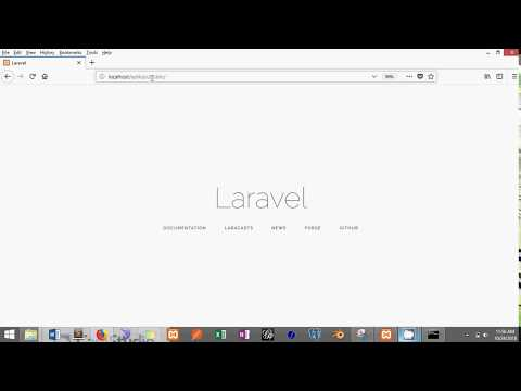 Cara Install Laravel 5.5