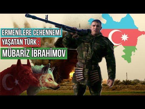 Ermenilere Cehennemi Yaşatan Müslüman Türk Askeri: Mübariz Ibrahimov