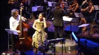 Les Tam Tam du Paradis-Musica Nuda e Synfonia diretta da Daniele Di Gregorio live ad Aosta