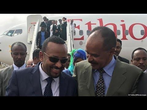 Eritrea na Ethiopia warejesha rasmi uhusiano