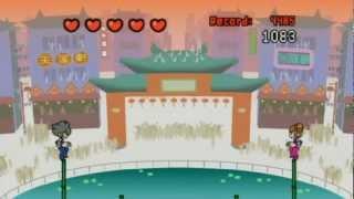 Kung-Fu Ball - (Score : 2035) Rhythm Heaven Fever