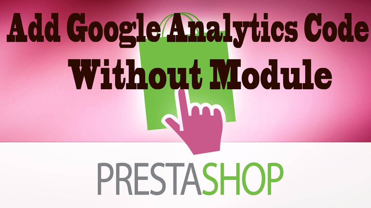 how to add google analyics code manually