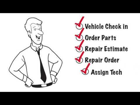 Auto Shop Software