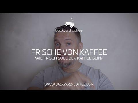 Frische von Kaffee
