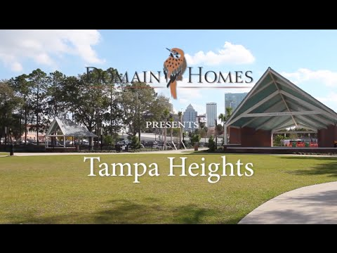 Domain Homes Presents Tampa Heights
