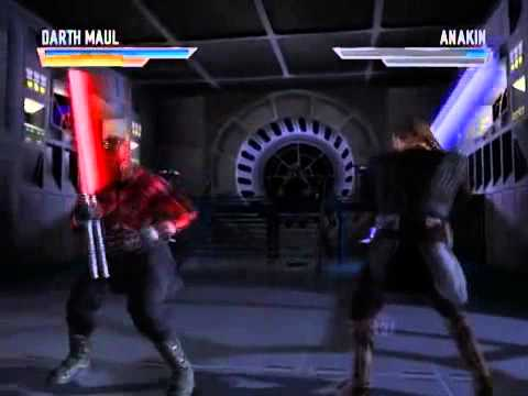 Unreleased Star Wars fighting game   YouTube Unreleased Star Wars fighting game