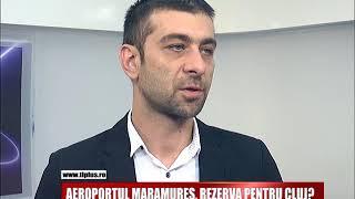 Aeroportul Maramureș, rezervă pentru Cluj?
