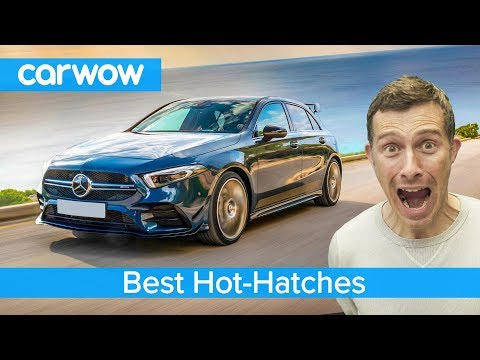 Top 10 Best Hot Hatches of 2019 | carwow Top 10