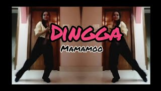 마마무 (MAMAMOO)  - DINGGA (딩가딩가 ) - Dance Cover