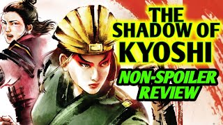 The Shadow of Kyoshi NON-SPOILER Review   READ THESE BOOKS NOW!   Avatar The Last Airbender Novels