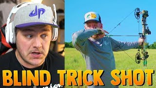Archery Trick Shots 2 | Dude Perfect - Reaction