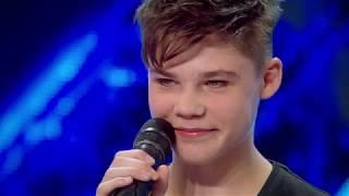 Gambar cover Cristian Porcari din Chisinau la X Factor Romania 2017