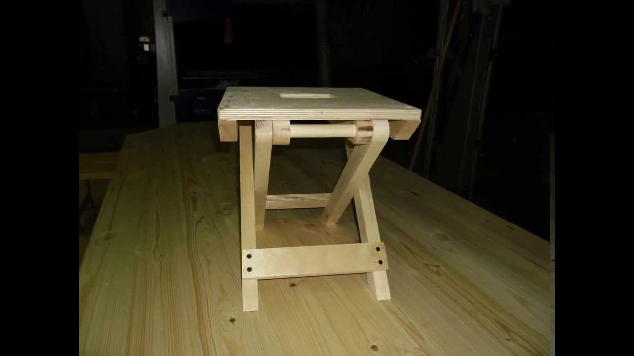 Стремянка стул трансформер 2в1 - YouTube