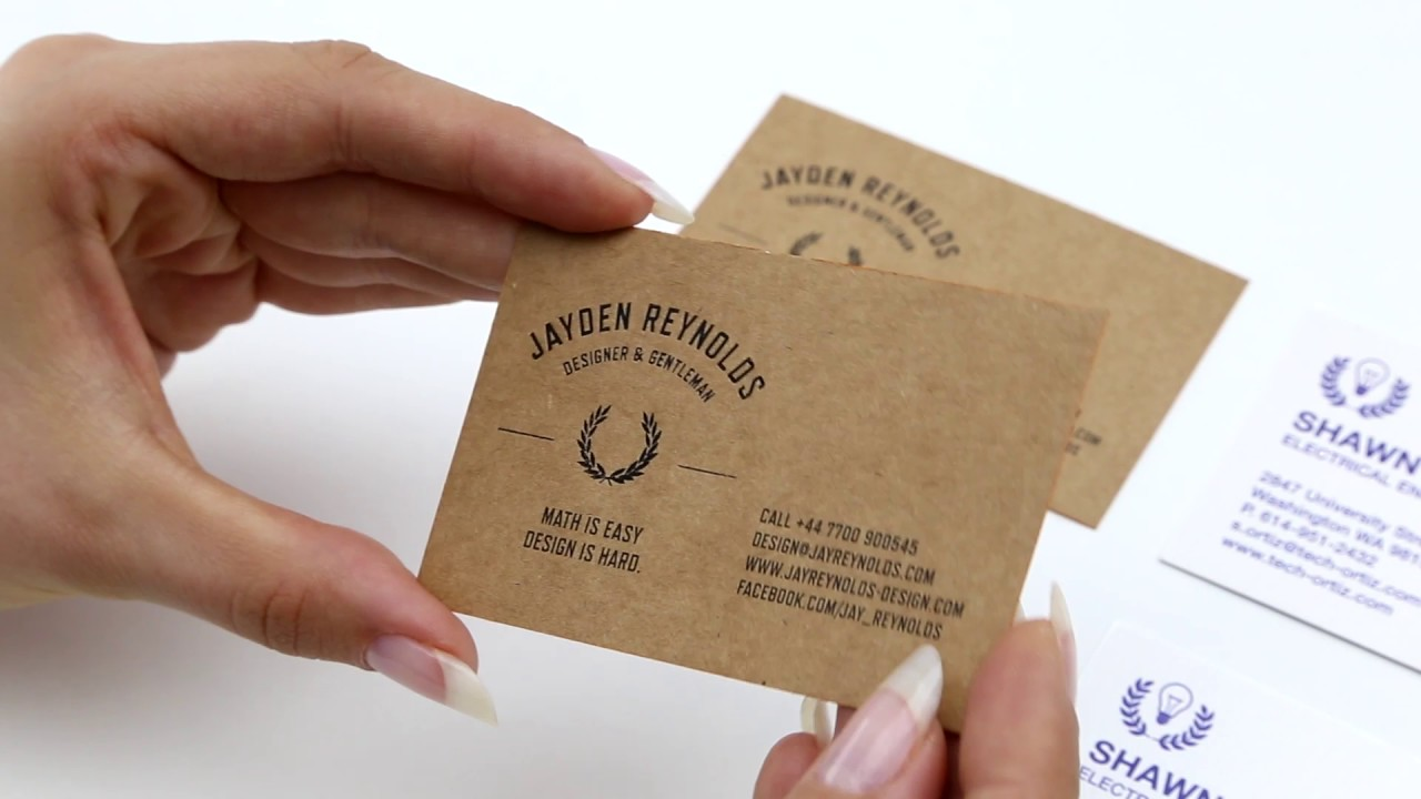 Exklusiv Veredelte Visitenkarten 3d Relieflack Bei Printcarrier Com