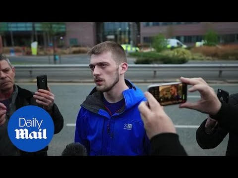 Alfie Evans' father confirms son breathing unassisted - Daily Mail