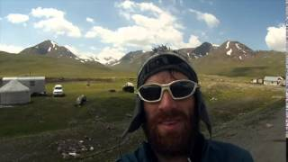 Cycling the mountain passes of Kyrgyzstan - Rhino Cam 12