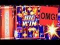 BIG WIN ★MAX BET★AMAZING FIRST SPIN BONUS 🔴LIVE STREAM WINS!! ★LAS VEGAS SLOTS!