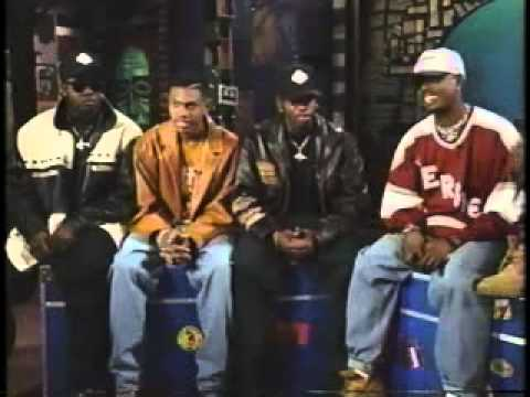 Jodeci Promoting Diary of a Mad Band CD