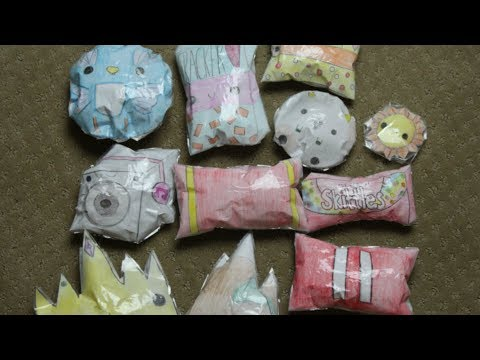 Paper Squishy Collection Part 5