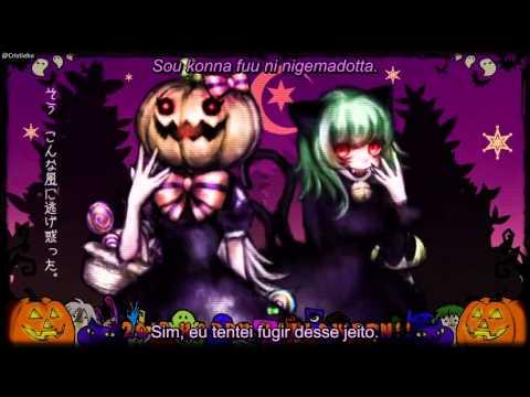 GUMI & IA - Shoujo to Kuroneko wa Halloween no Yoru ni (Legendado)