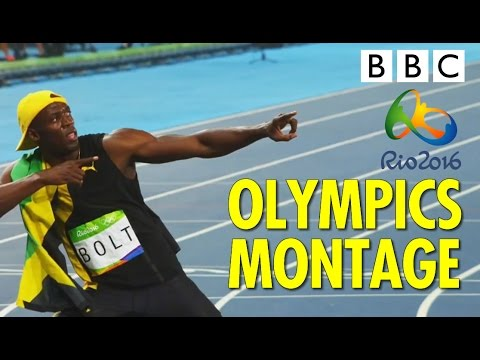 BBC Rio Olympics 2016, End Of Games Montage