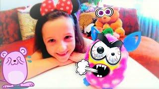 Меняем характеры Фёрби Бум. Обзор Интерактивной игрушки Furby Boom